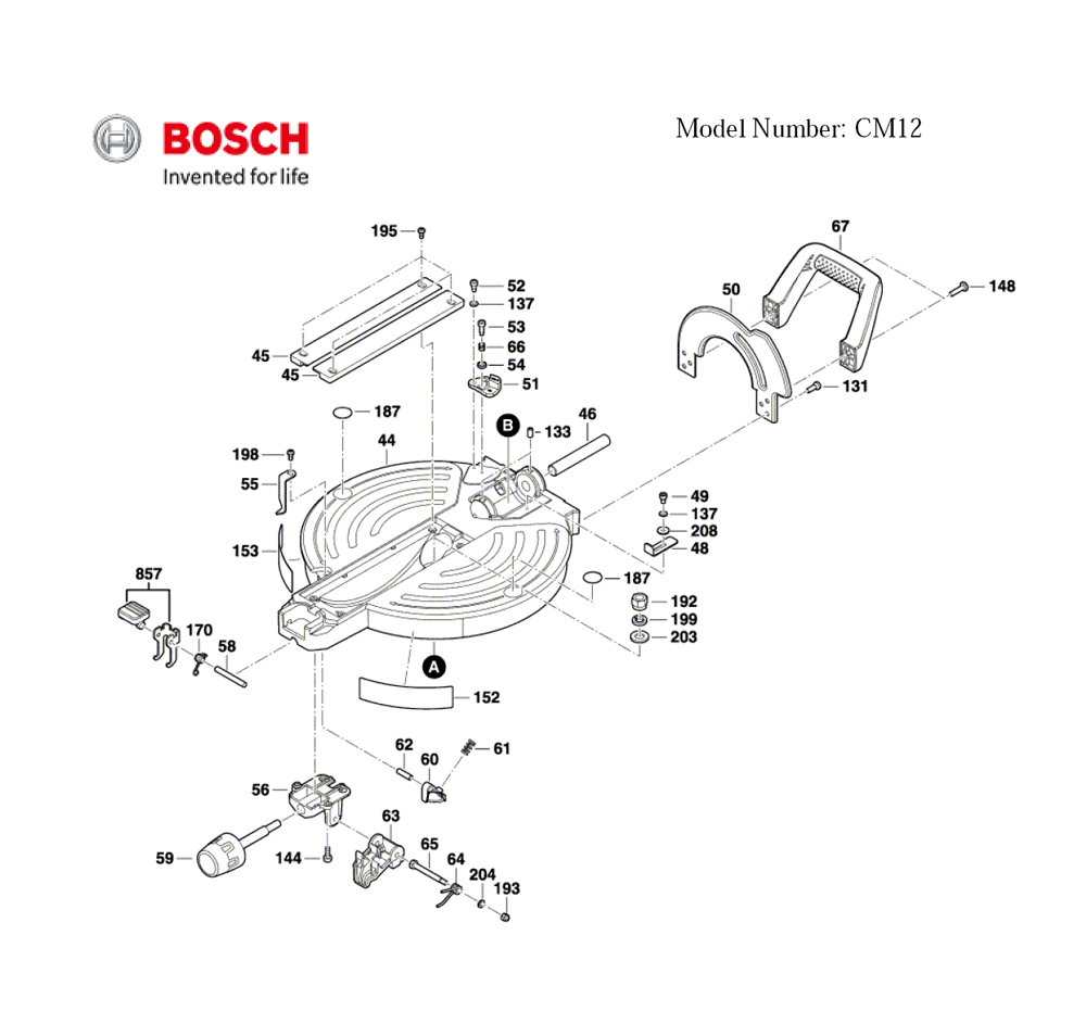 CM12-(3601M21110)-Bosch-PB-1Break Down