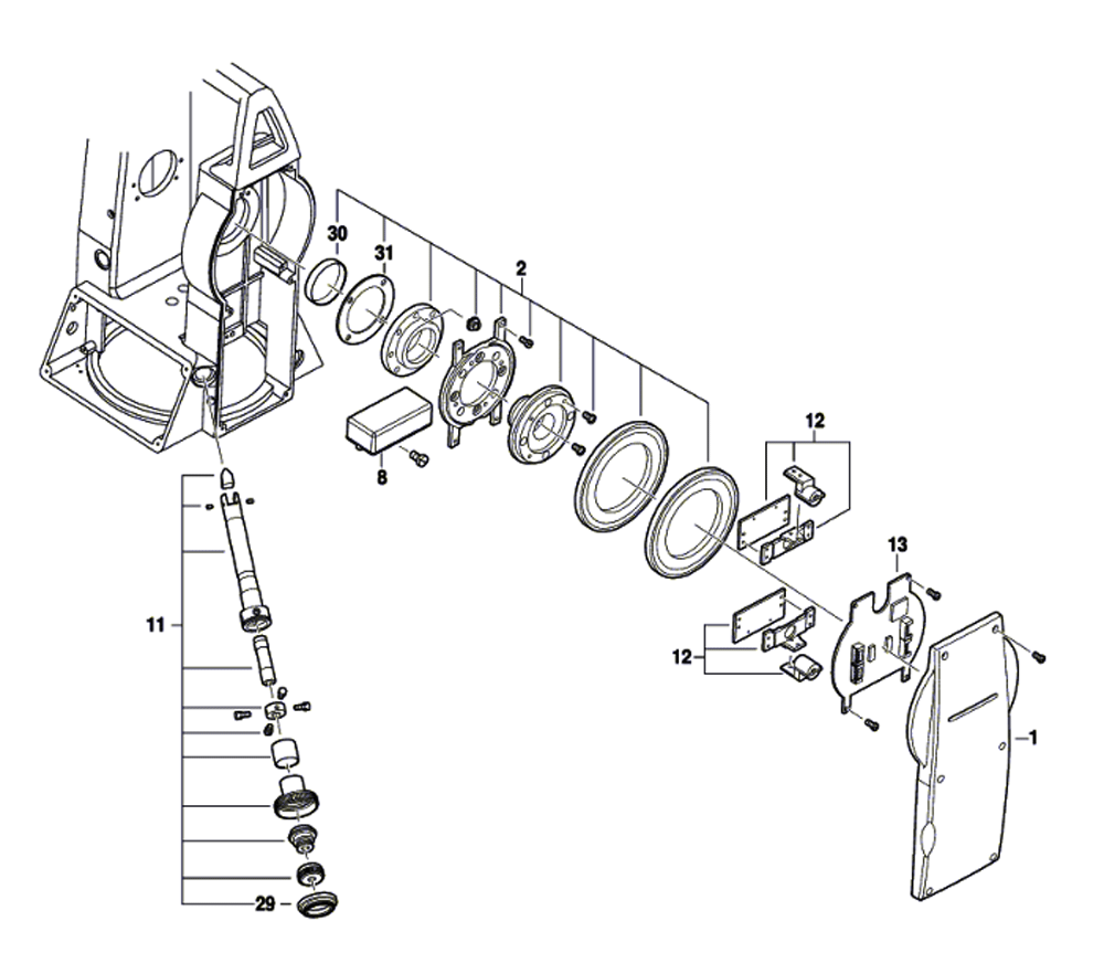 CST302R(F034K53210)-cst-berger-PB-1Break Down