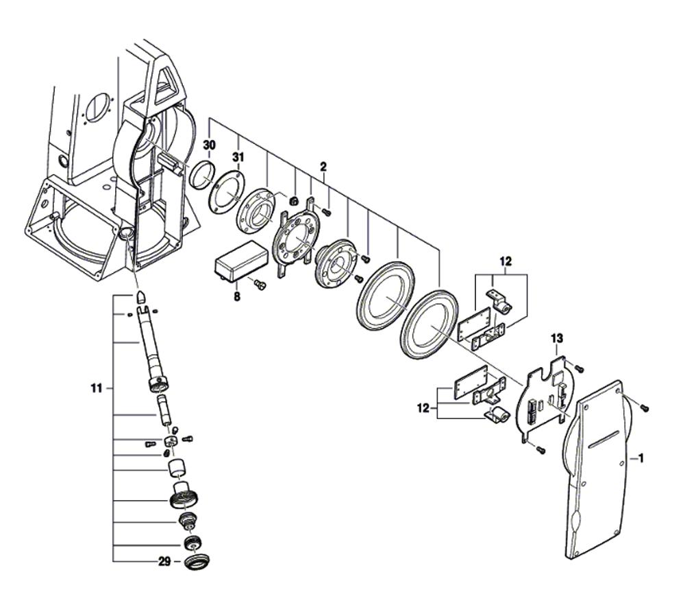 CST302R(F034K532N0)-cst-berger-PB-1Break Down