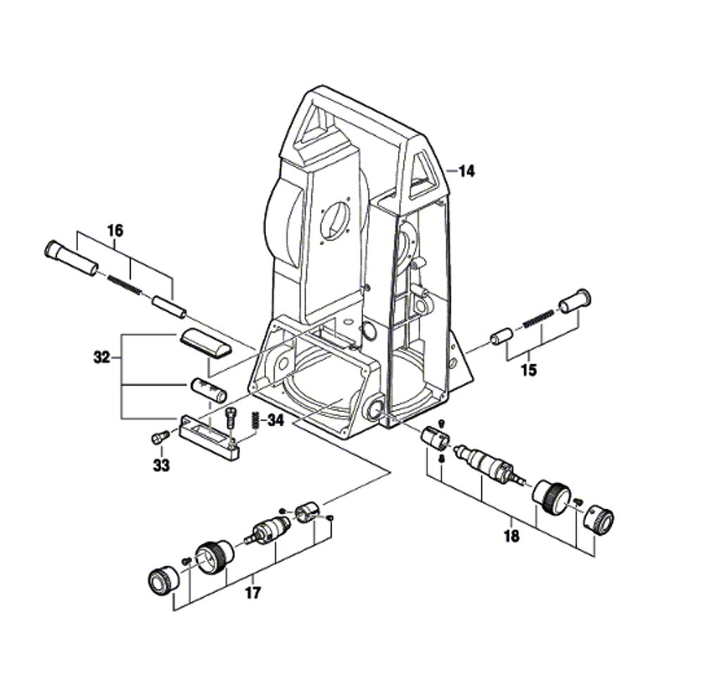 CST302R(F034K532N0)-cst-berger-PB-2Break Down
