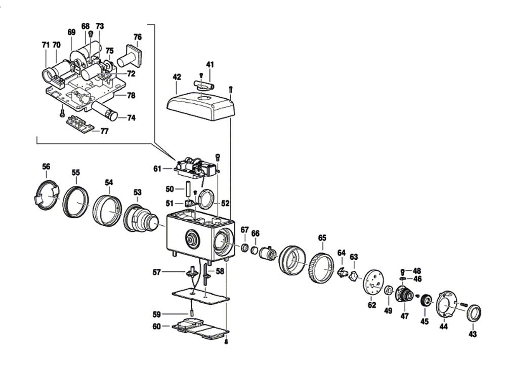CST302R(F034K532N0)-cst-berger-PB-3Break Down