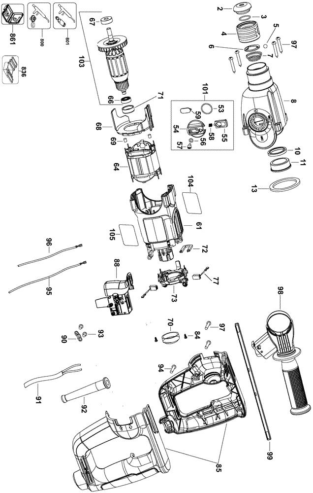 D25023K-Dewalt-PB-2Break Down