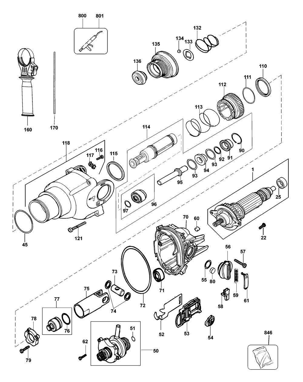 D25103KBR-Dewalt-T2-PB-1Break Down