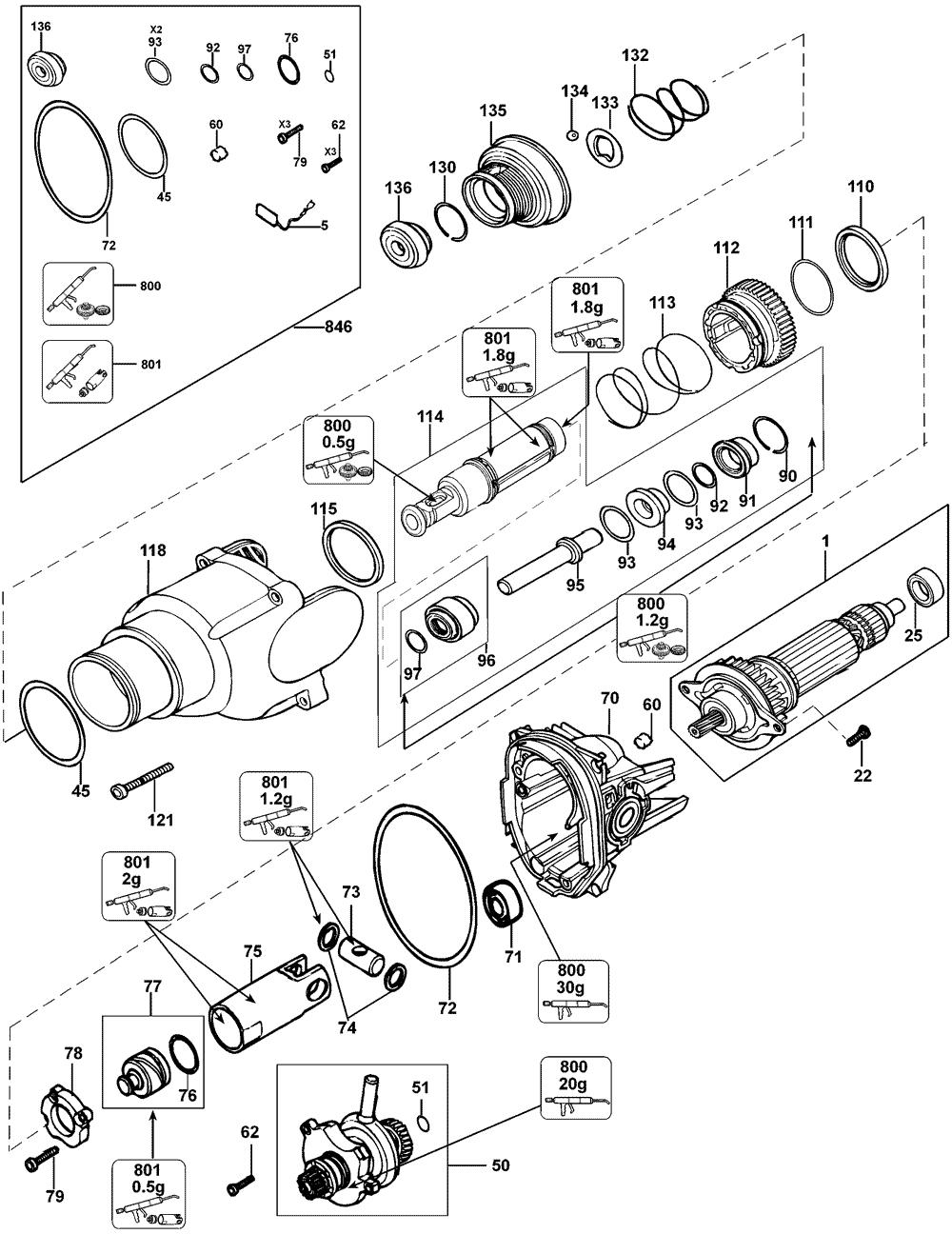 D25111K-Dewalt-PB-2Break Down