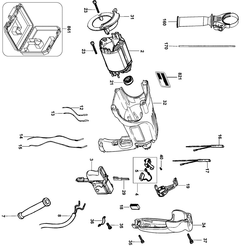 D25113K-Dewalt-PB-2Break Down