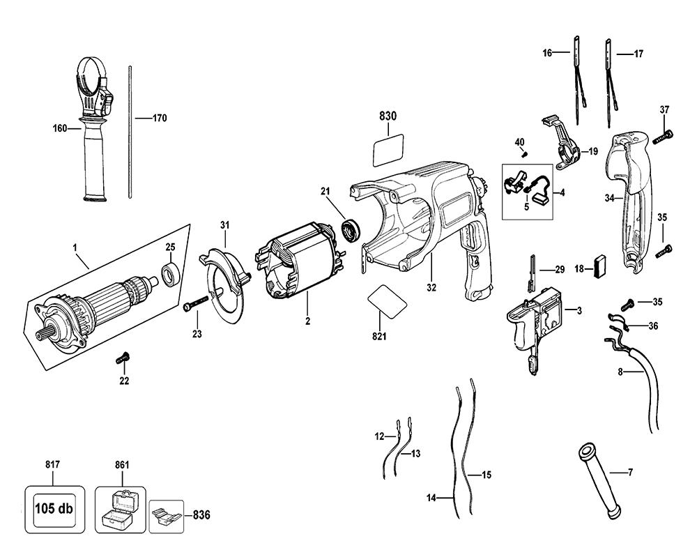 D25123K-AR-Dewalt-T10-PB-1Break Down