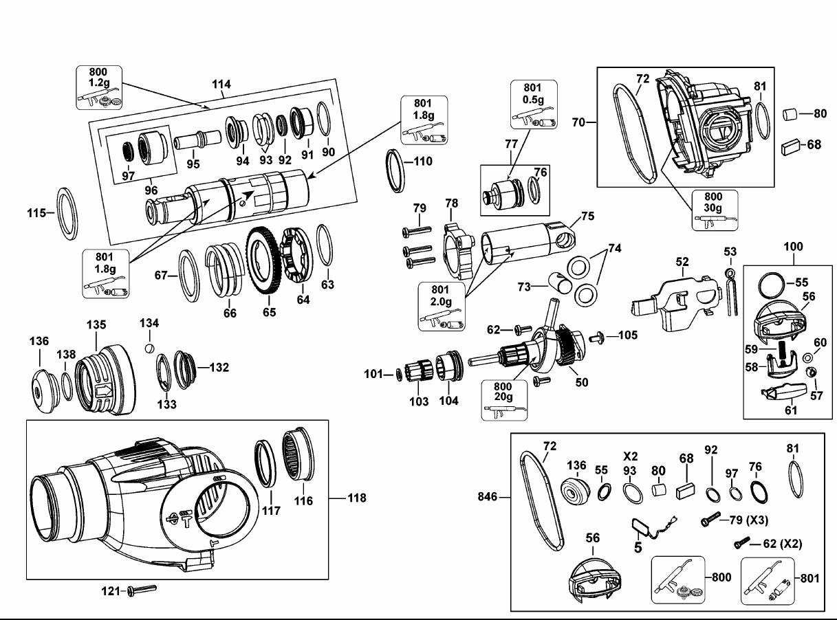 D25223K-T2-Dewalt-PB-1Break Down