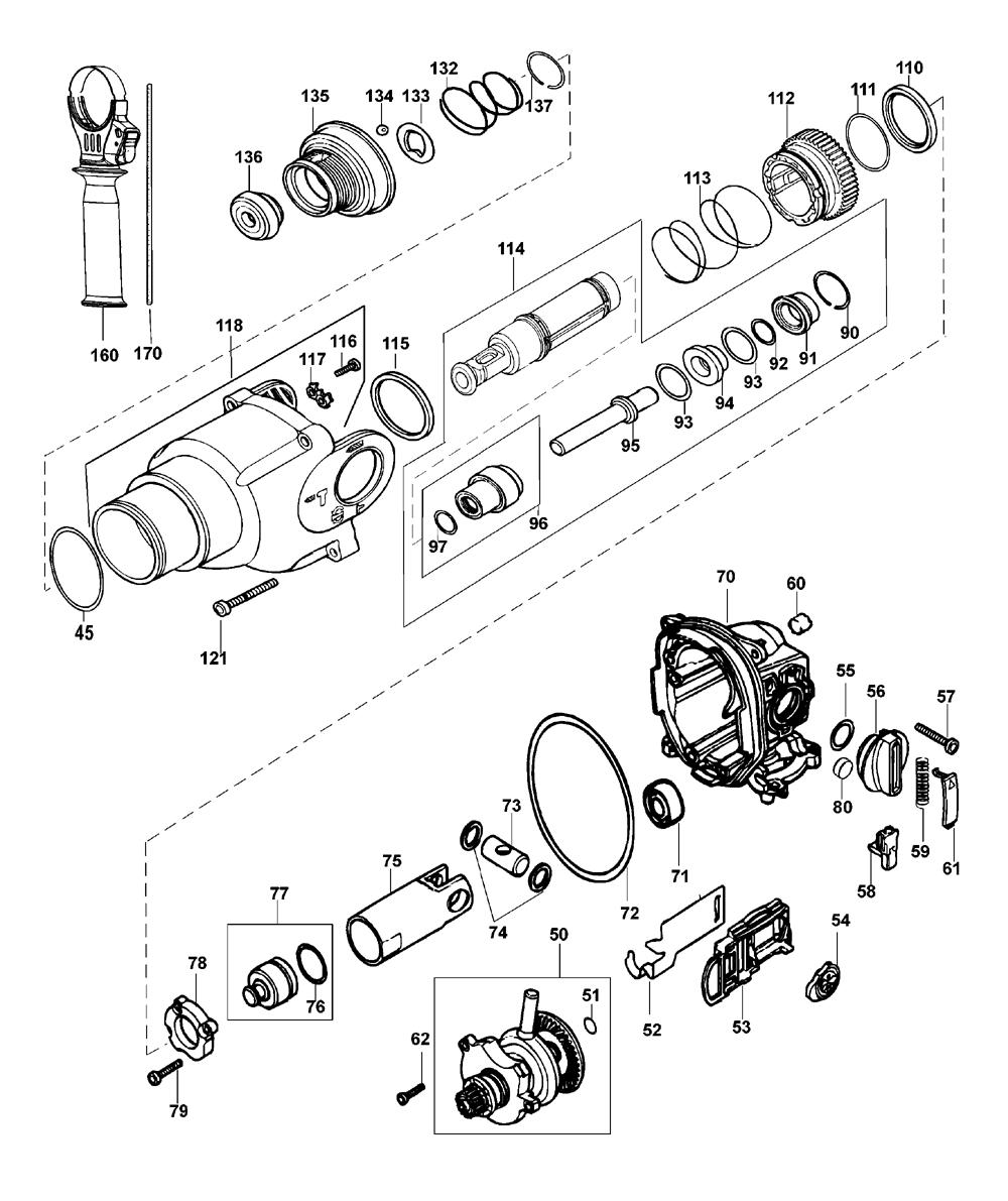 D25303K-Dewalt-T2-PB-1Break Down