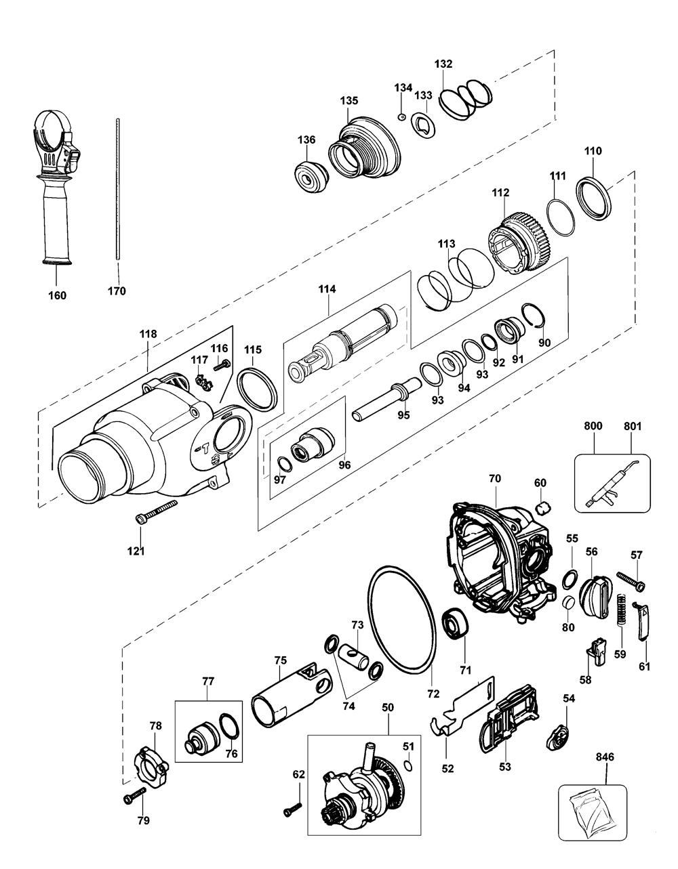 D25303KB2-Dewalt-T1-PB-1Break Down