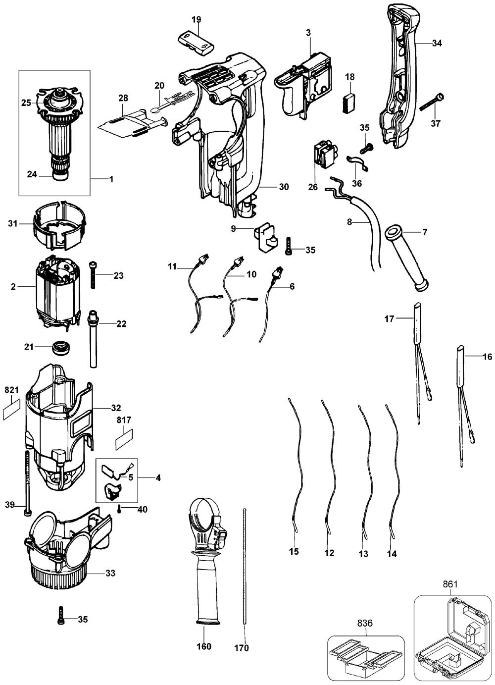 D25313K-T2-Dewalt-PB-1Break Down