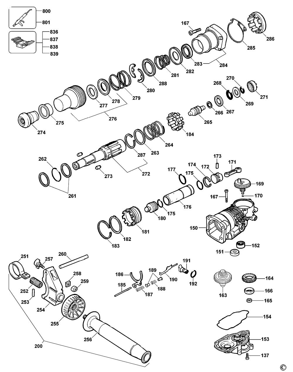 D25600KAR-Dewalt-T3-PB-1Break Down