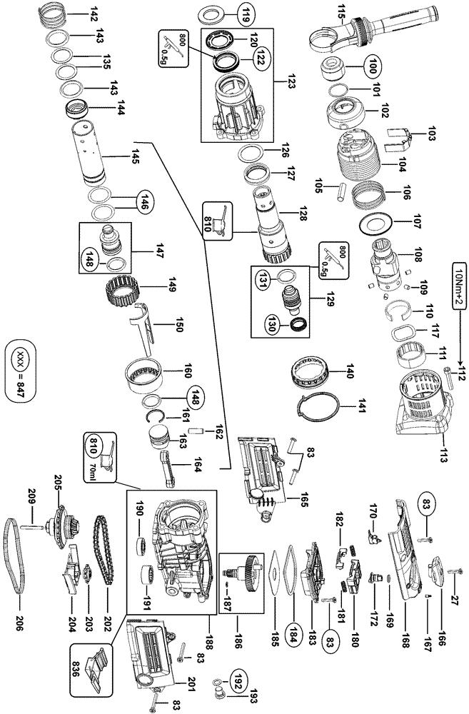 D25651K-Dewalt-PB-2Break Down