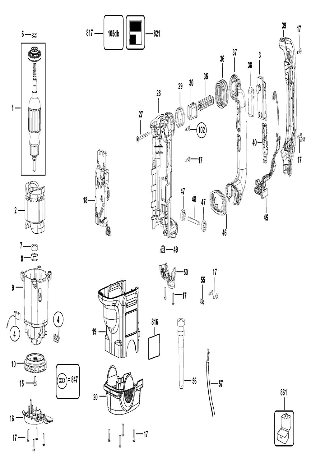 D25761K-B2-Dewalt-T1-PB-1Break Down