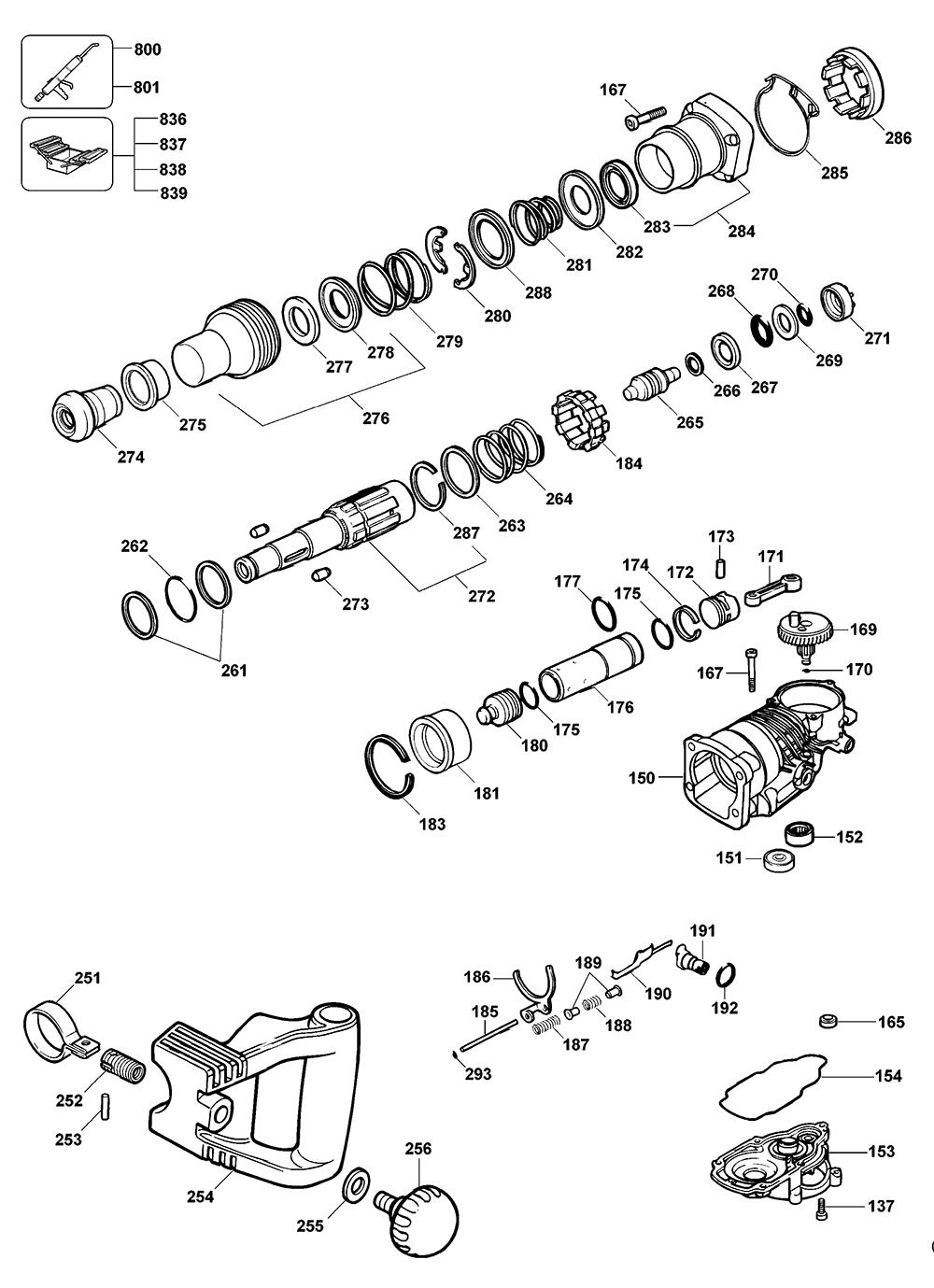 D25830KB2-Dewalt-T2-PB-1Break Down