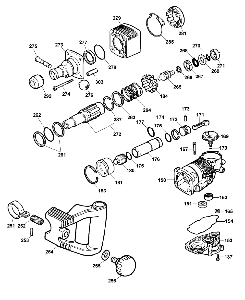 D25850K-T2-Dewalt-PB-1Break Down