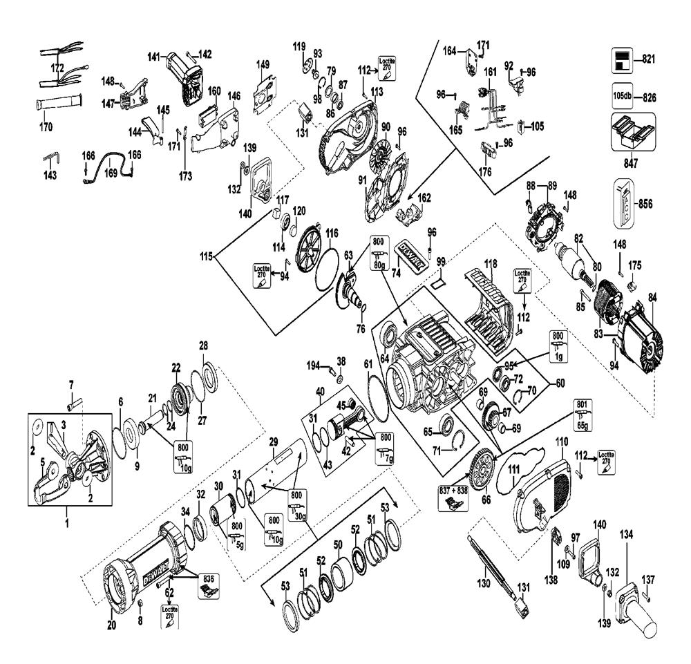 D25980KB-Dewalt-T1-PB-1Break Down