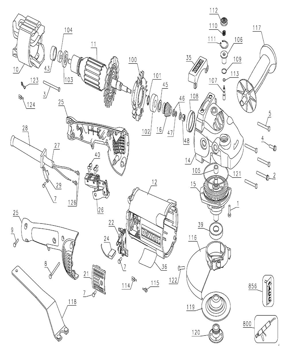 hp 6500 parts diagram