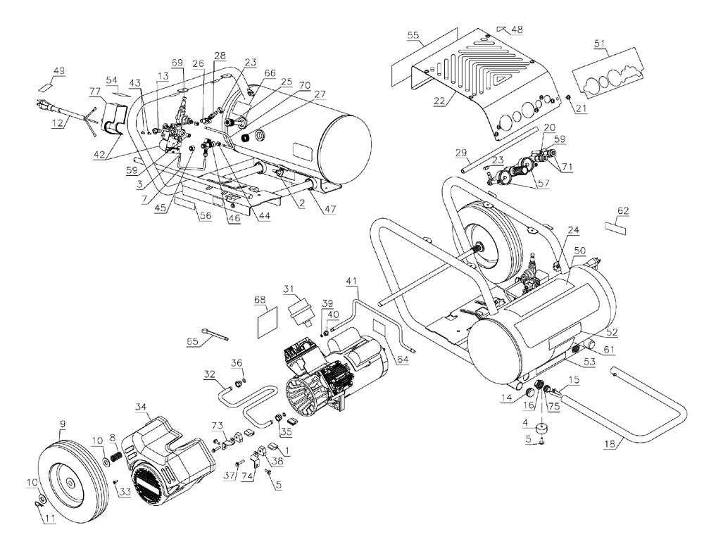 D55371-T2-Dewalt-PB-1Break Down