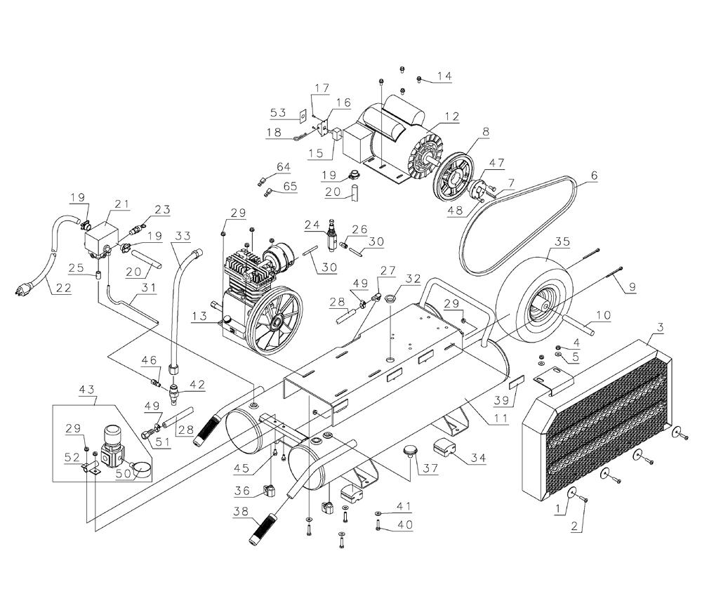 Dewalt-D55580-Type-2-Parts-10265-PBBreak Down