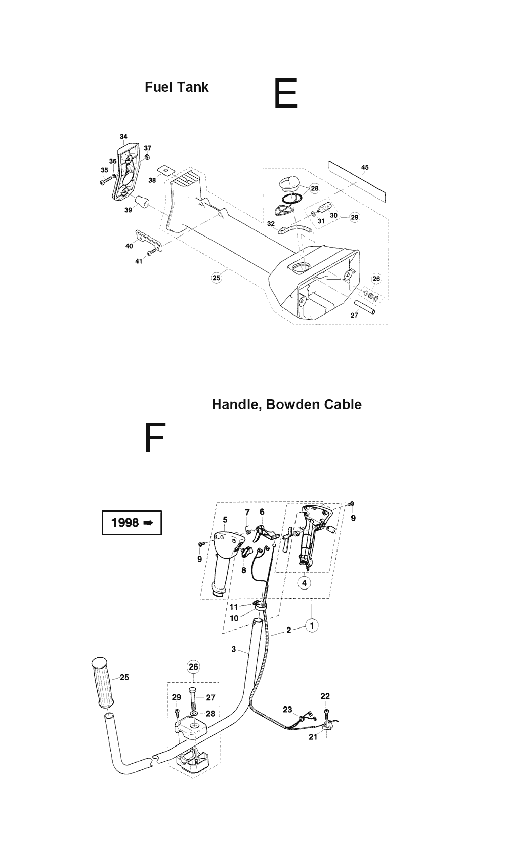 DBC4510-Makita-PB-3Break Down