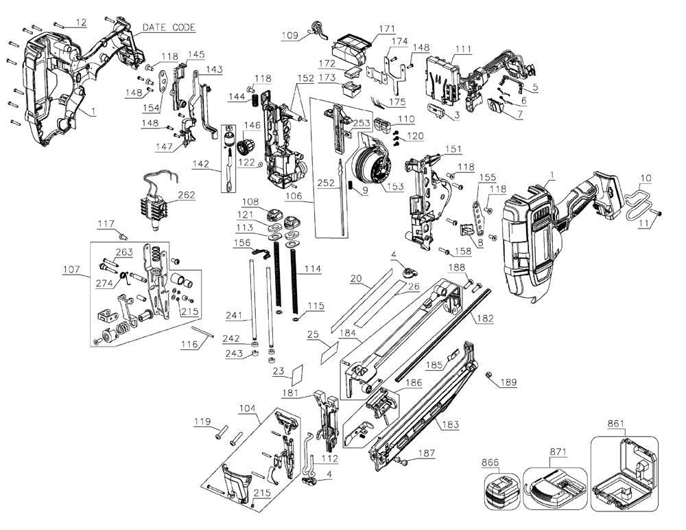 Buy Dewalt Dcn660d1 Type
