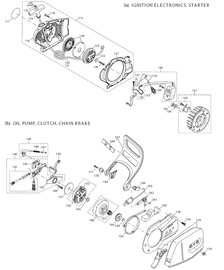 Makita-DCS51020-633-PBBreak Down
