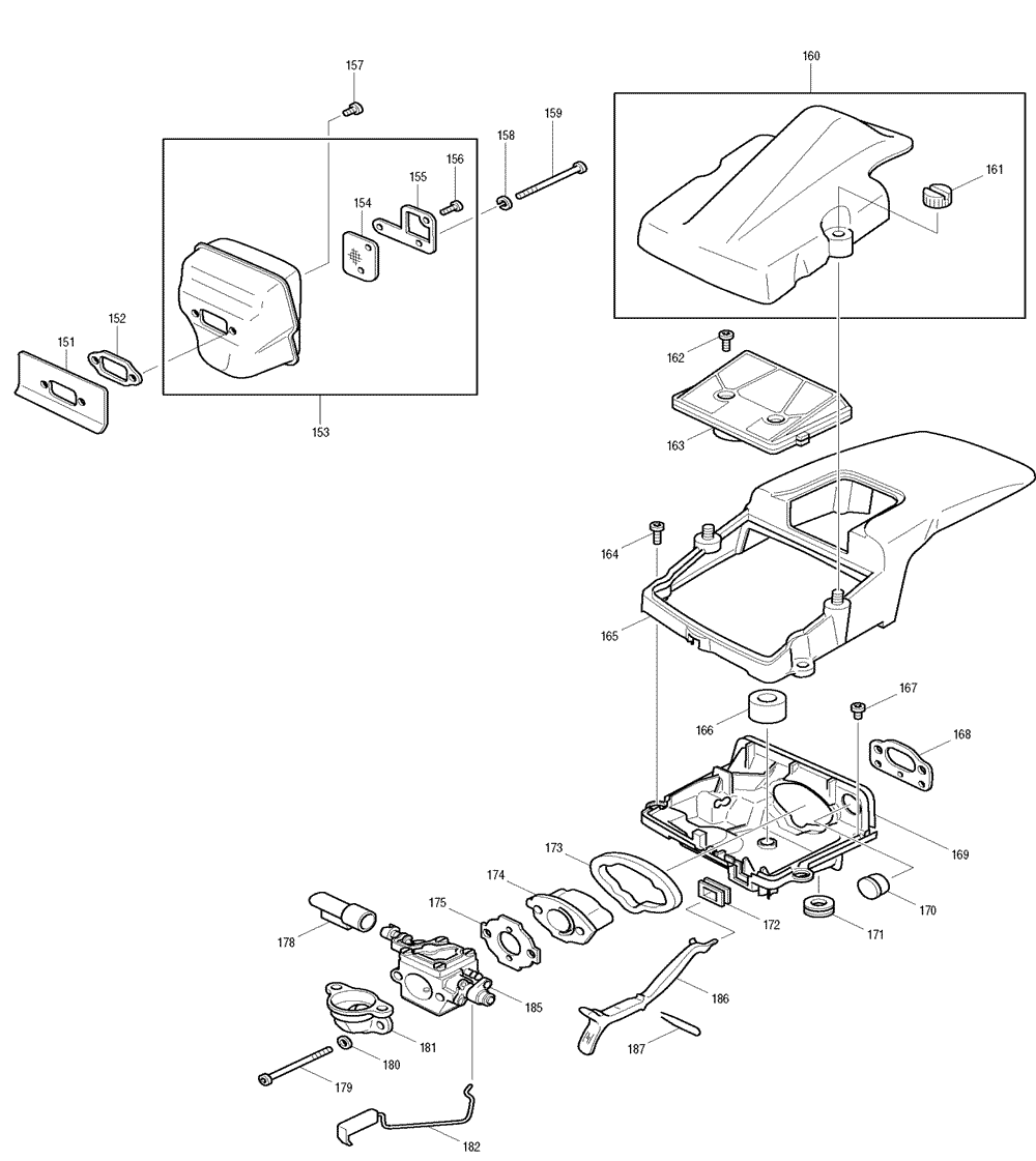 Makita-DCS5200I-328-PBBreak Down