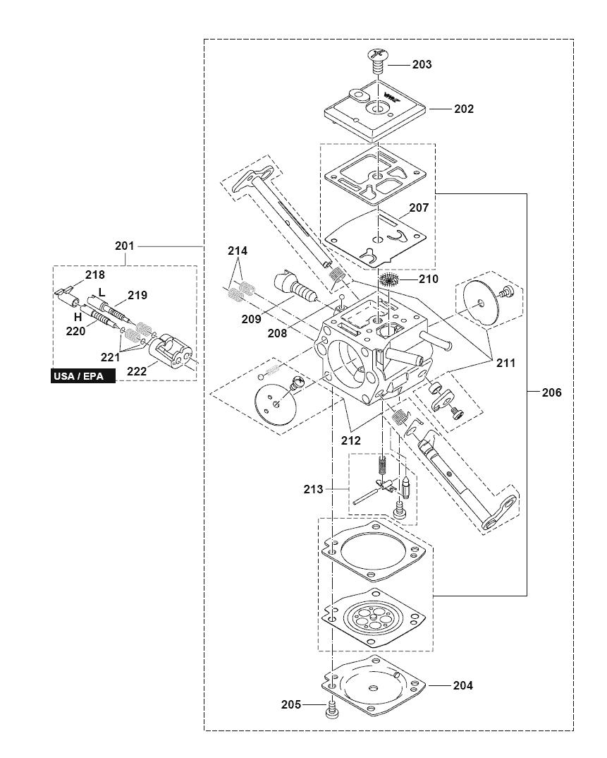 DCS7301-makita-PB-6Break Down
