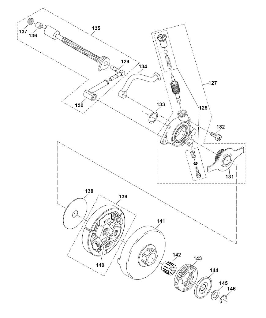 DCS7901-makita-PB-4Break Down