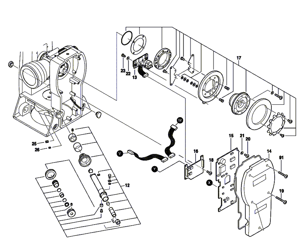 DGT10(F034054300)-cst-berger-PB-1Break Down