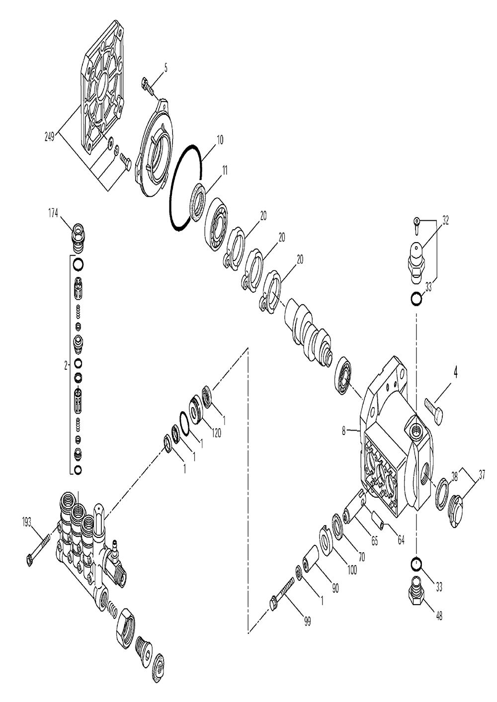 DP3100IC-Dewalt-T2-PB-5Break Down