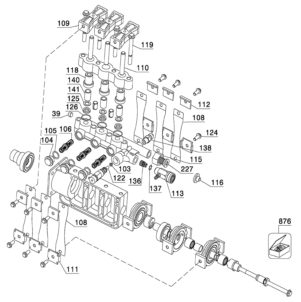 DP3100IC-Dewalt-T2-PB-7Break Down