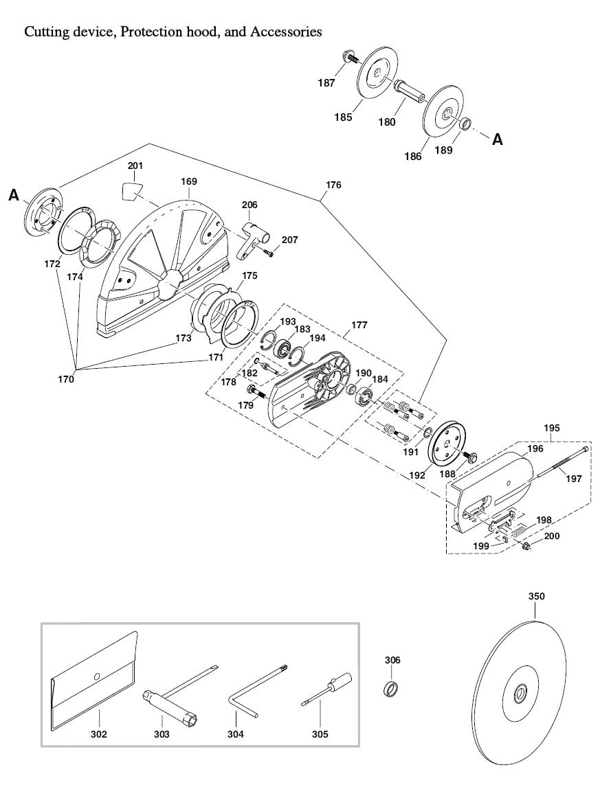 DPC6411-makita-PB-4Break Down