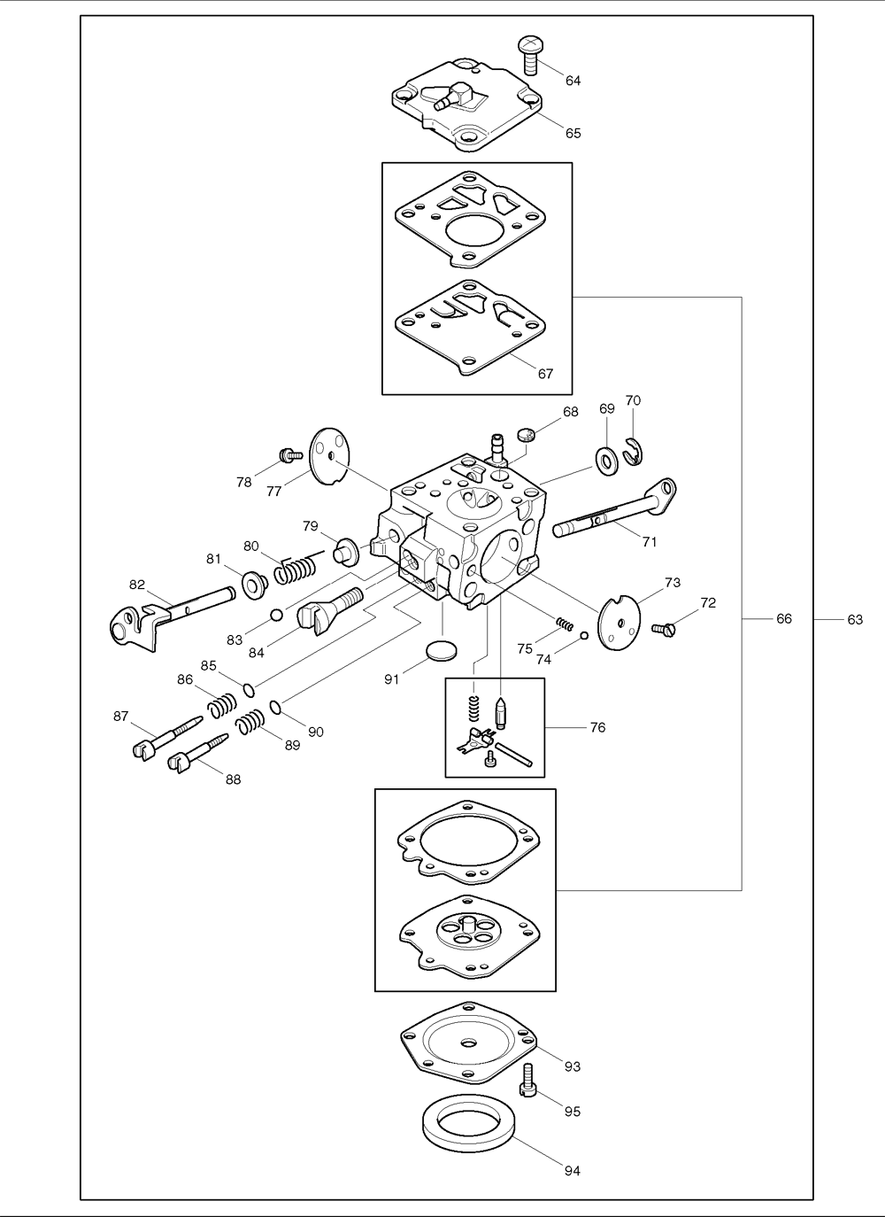 Makita-DPC7300-580-PBBreak Down