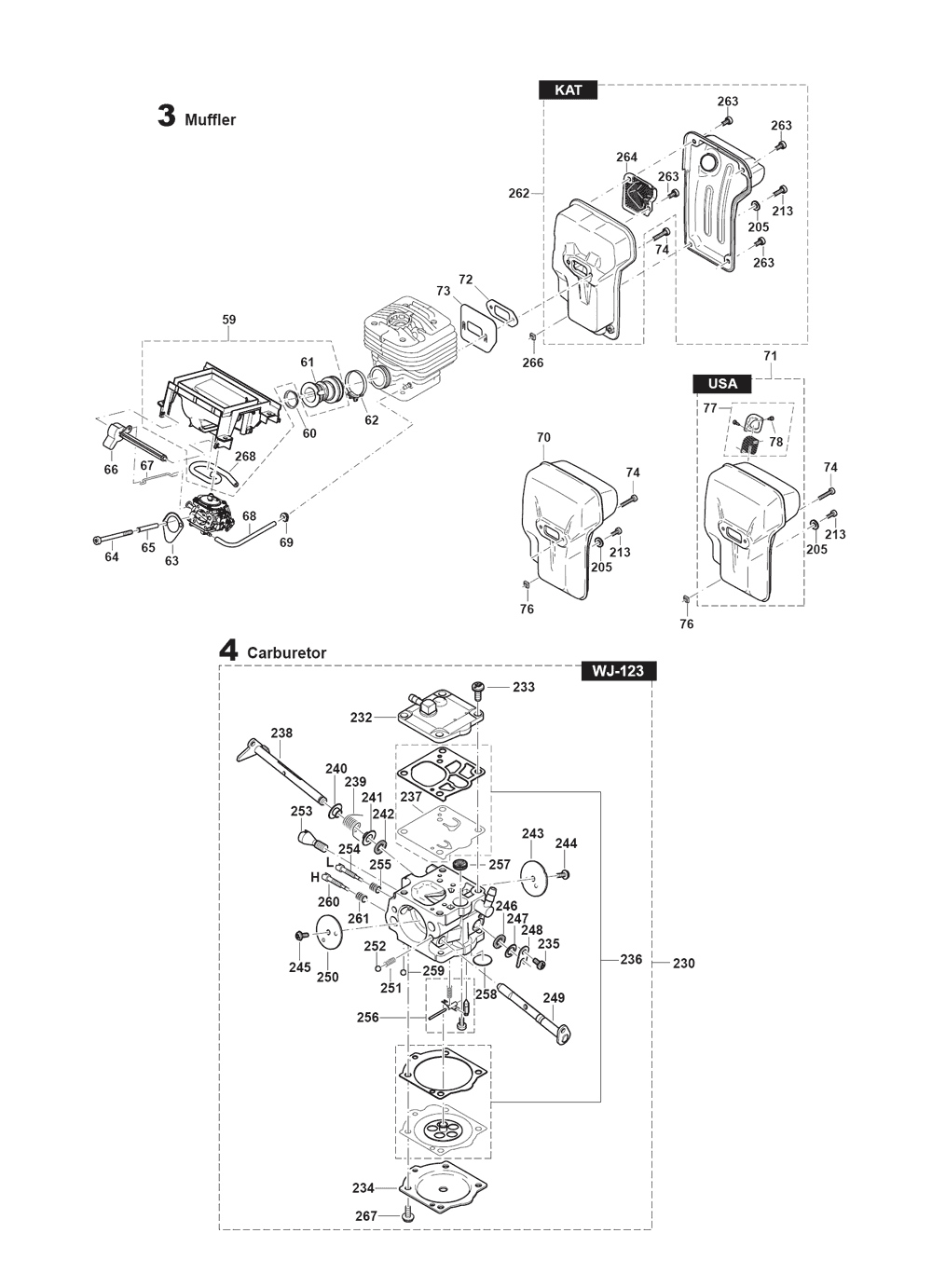 DPC7331-makita-PB-1Break Down