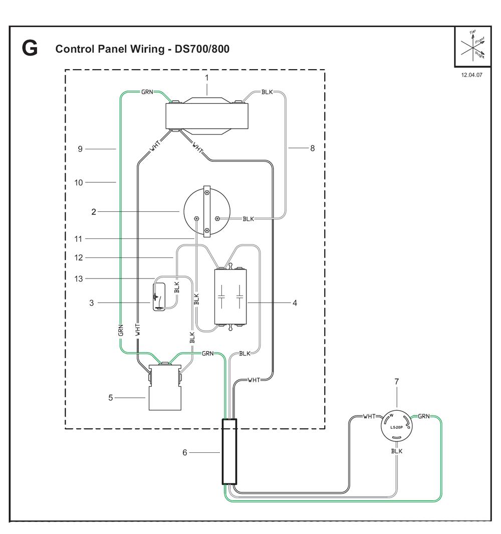 Buy Husqvarna Ds800 Replacement Tool Parts A Href Wiring Diagram Pb 4break Down