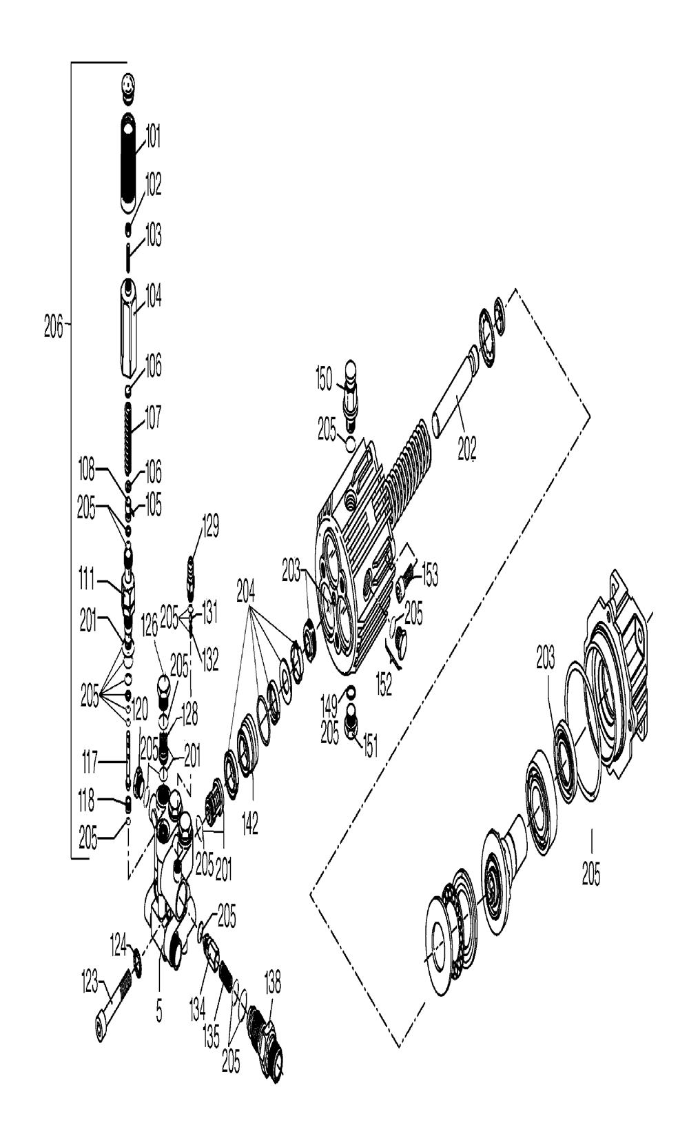DVH3000-Dewalt-T0-PB-1Break Down