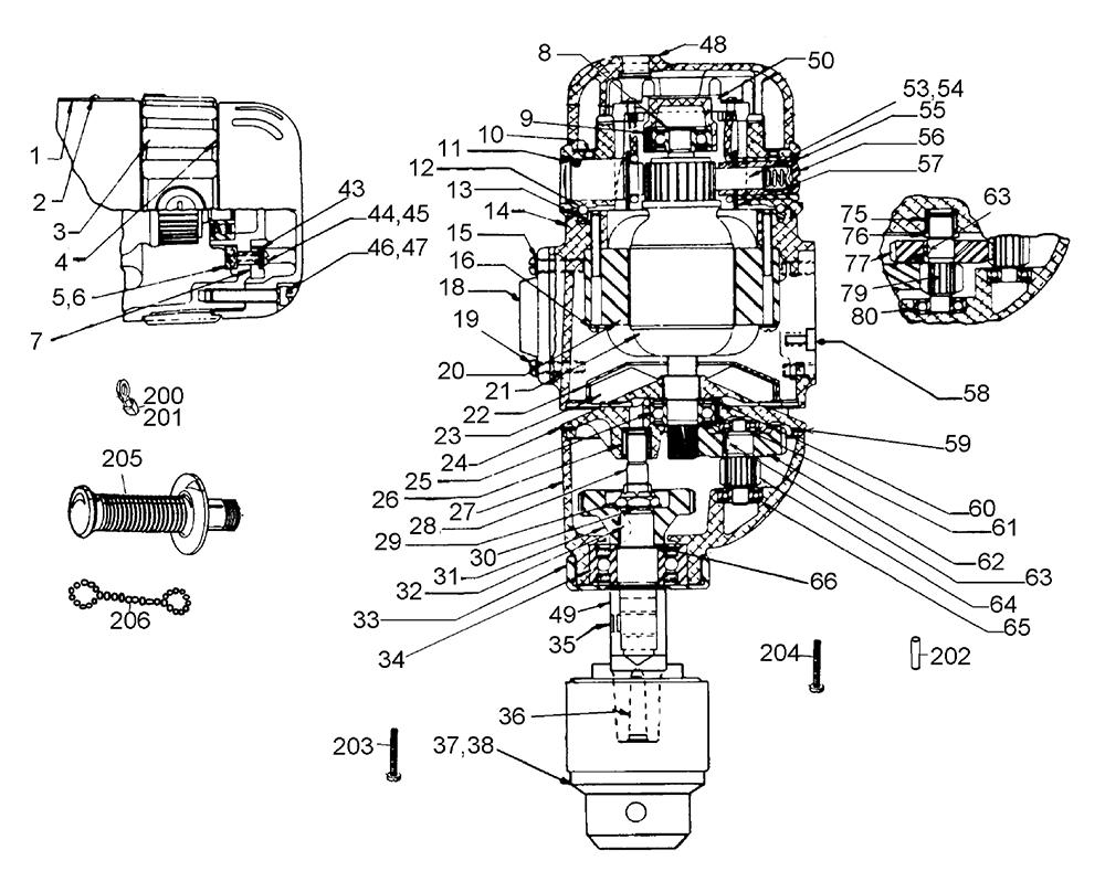 DW156-Dewalt-T1-PB-1Break Down