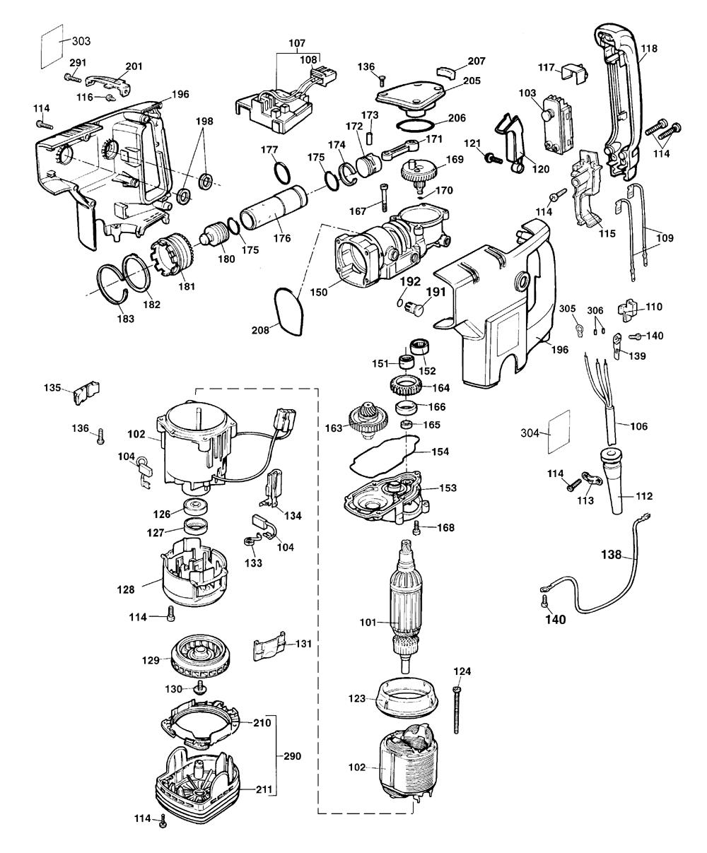 DW531K-Dewalt-T103-PB-1Break Down