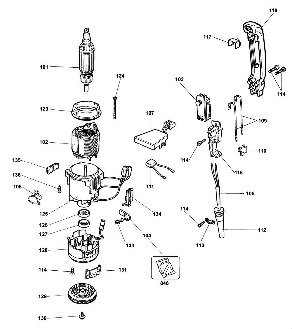 DW543K-AR-Dewalt-T3-PB-1Break Down