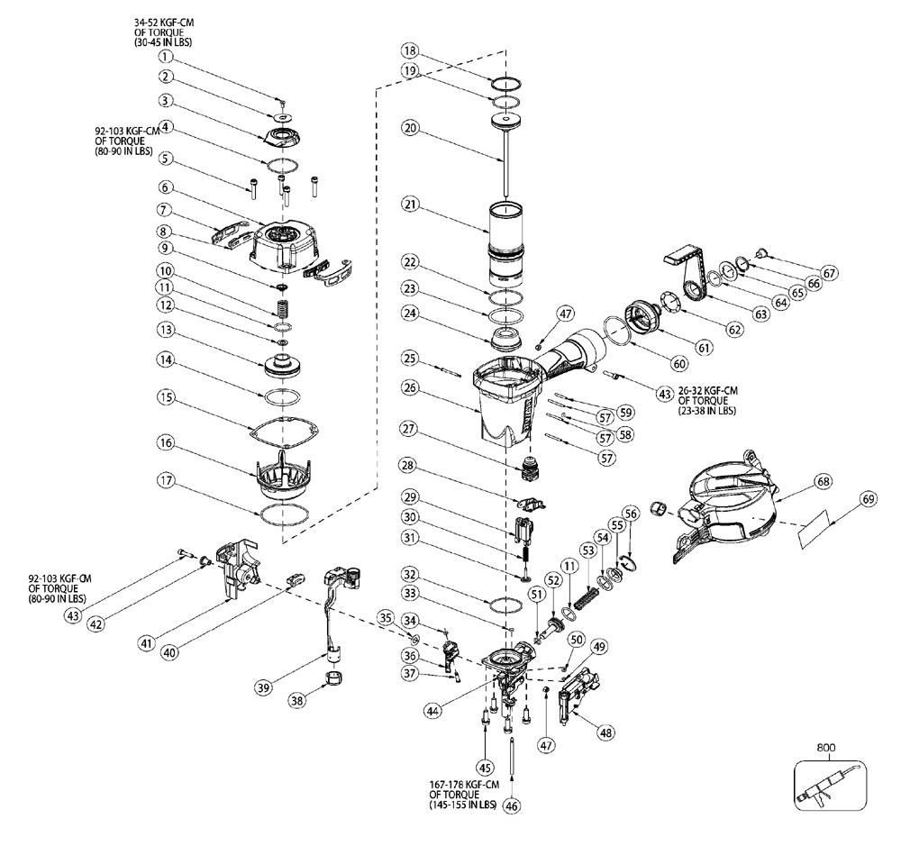 buy dewalt dw66c 2 inch 15 degree coil siding