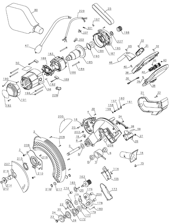 DW716-T3-Dewalt-PB-1Break Down