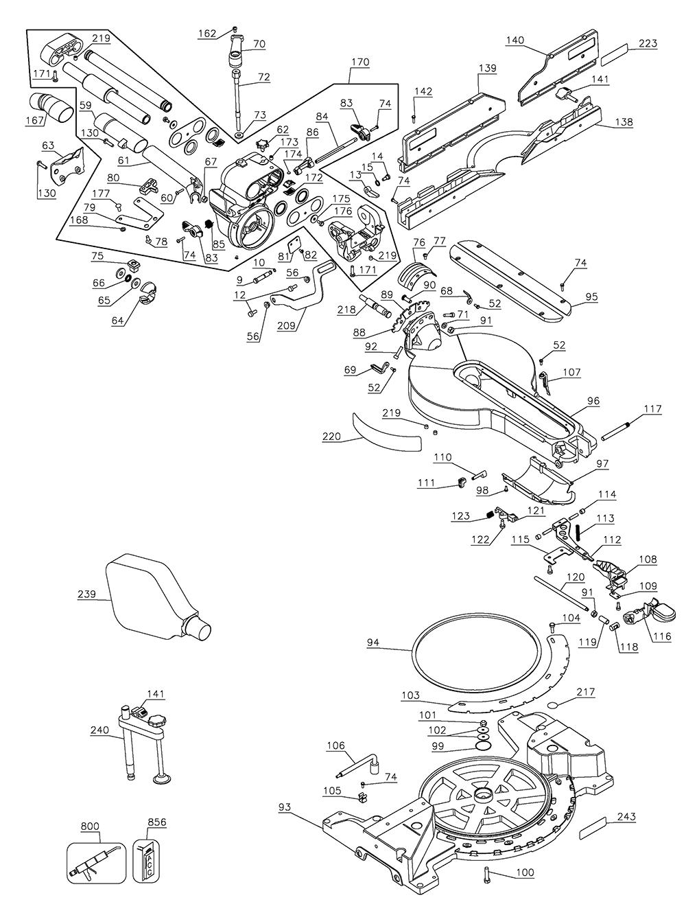 DW718-B2-Dewalt-T3-PB-1Break Down