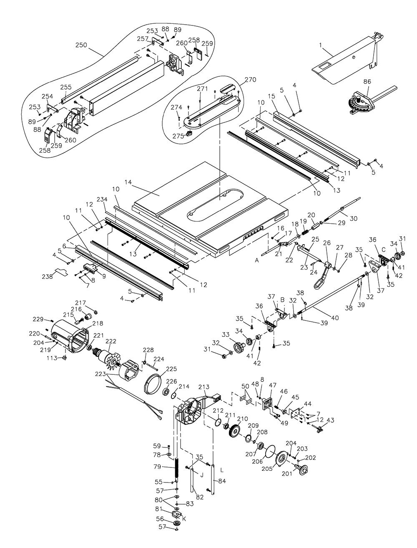 DW745-B2-Dewalt-T1-PB-1Break Down