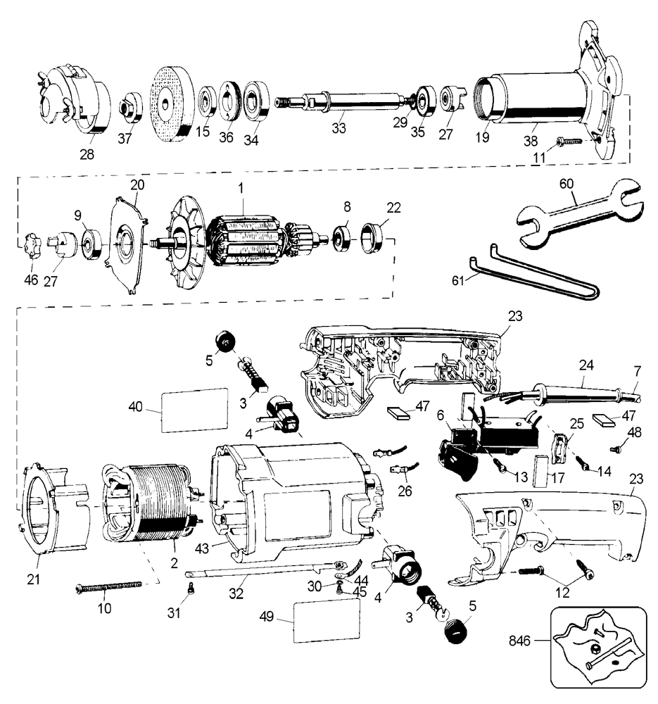 Dw Dewalt Pb as well Mac M Nine Schem furthermore Cumminsm further Diagram Rear Roller Qxe furthermore Diagram. on m11 parts diagram