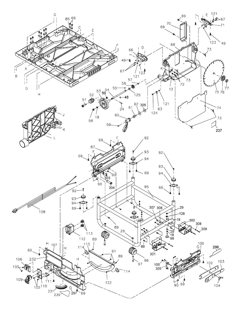DWE7480-T1-Dewalt-PB-1Break Down