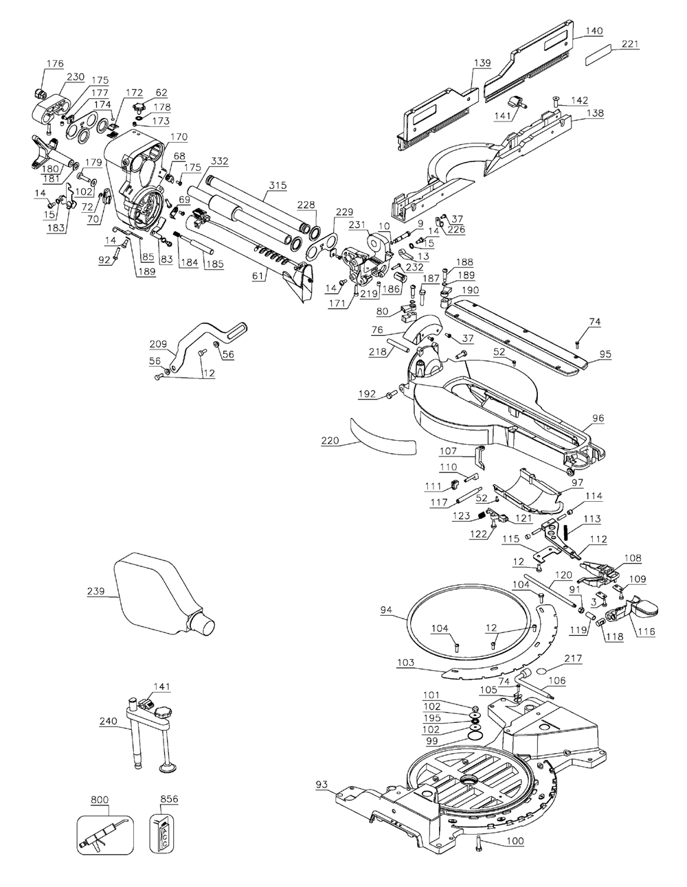 DWS780-T20-Dewalt-PB-1Break Down