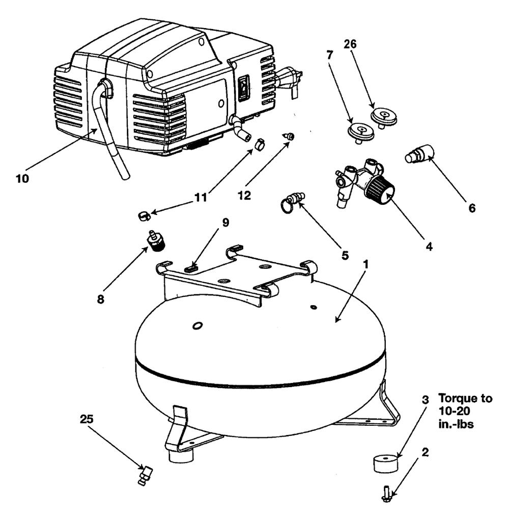 E2002-Porter-Cable-T1-PB-1Break Down