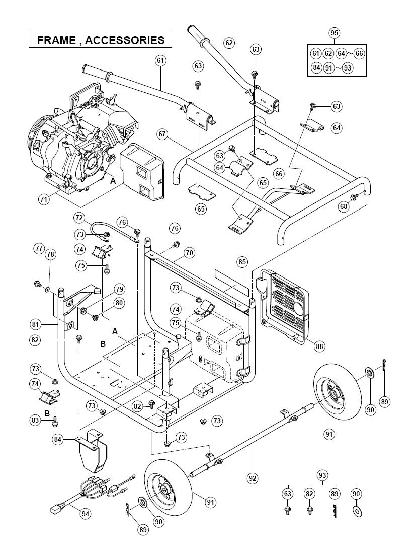 Hitachi 683685 Tapping Screw D5x10 E43 E60 Replacement Part