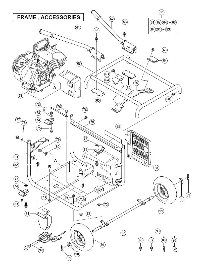 Hitachi-E71-Parts-696-PBBreak Down